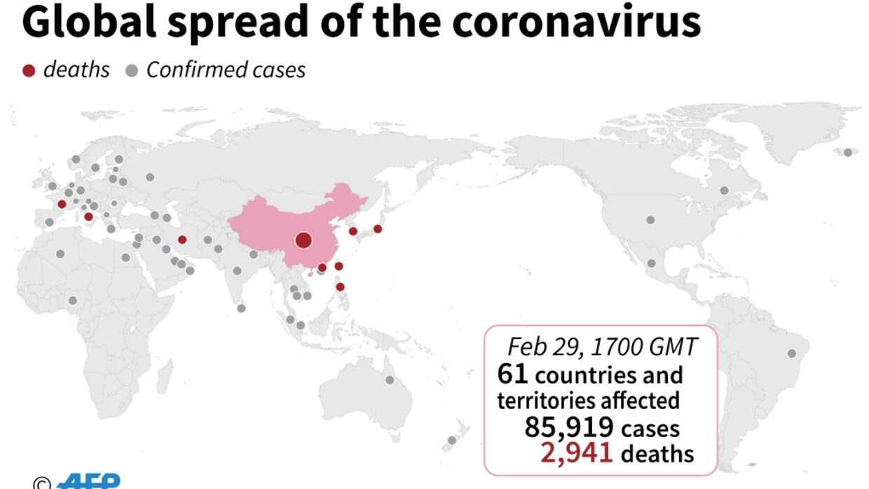 Coronavirus: latest developments worldwide - France 24