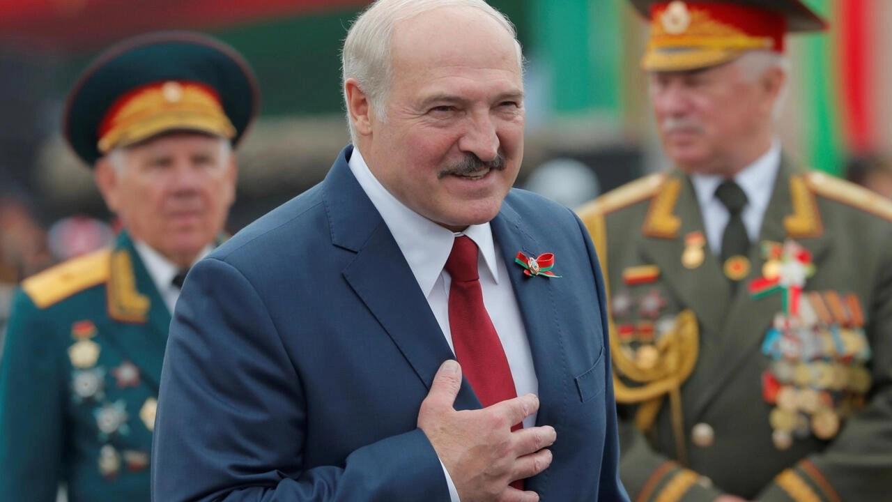 Belarus strongman Lukashenko wins re-election by landslide ...
