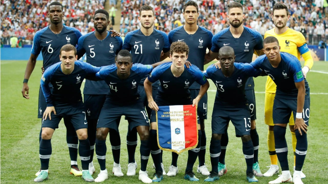 The 2018 fifa world cup was an international football tournament held in russia from 14 june to 15 july 2018. In Mandela Address Obama Cites French World Cup Champs As Model Of Diversity