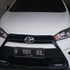 Toyota Yaris Trd Sportivo Harga Bemper Depan Grand New Veloz Jual Mobil Bekas 2014 At Kota Tangerang Barang Istimewa Dan Menarik S