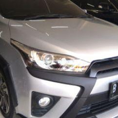 Toyota Yaris Trd Sportivo 2017 Grand New Veloz Merah Jual Mobil Bekas Surabaya 00bm865 Seperti Baru Kilometer Rendah S 3