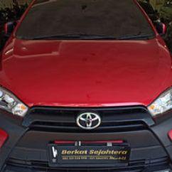 Toyota Yaris Trd Heykers All New Kijang Innova 2.0 Q M/t Jual Mobil Bekas 2017 S Surabaya 00cy114 Jarak Tempuh Rendah 0