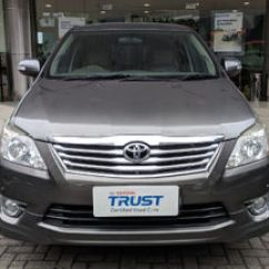 All New Toyota Kijang Innova V Luxury Grill Jaring Grand Avanza Jual Mobil Bekas 2011 Tangerang Free Service Dan Oli 1 Tahun Di Auto2000