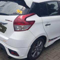 Toyota Yaris Trd Sportivo 2014 Mesin Grand New Avanza Ngelitik Jual Mobil Bekas At Kota Bandung Tdp Murah S 4