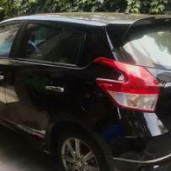 Toyota Yaris Trd Sportivo Harga New Agya G A/t Jual Mobil Bekas 2014 Cimahi 00bz422 Tangan Pertama Pemakaian Pribadi Nego S