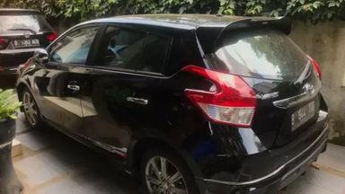 toyota yaris trd sportivo harga all new vellfire 2018 jual mobil bekas 2014 cimahi 00bz422 tangan pertama pemakaian pribadi nego s