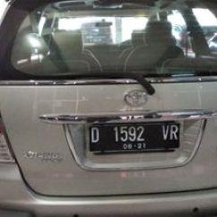 New Kijang Innova Luxury Toyota Yaris Trd Sportivo Review Jual Mobil Bekas 2011 2 0 Kota Bandung Mulus Terawat S 5