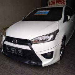 Toyota Yaris Trd 2015 Bekas Harga New 2018 Jual Mobil S At Surabaya 00cu814 Garasi Id Kondisi Mulus Terawat Preview 0