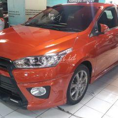 Toyota Yaris Trd Matic Review All New Alphard Jual Mobil Bekas 2014 Surabaya 00cq278 Garasi Id 1 5cc Good Condition Preview 0