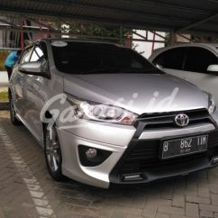 Toyota Yaris 2014 Trd Bekas For Sale Jual Mobil S Jakarta Pusat 00bv528 Kondisi Baguss Preview 0