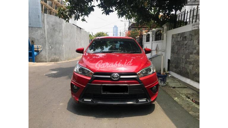 toyota yaris trd 2014 dijual all new kijang innova 2.4 q a/t diesel venturer jual mobil bekas sportivo jakarta selatan 1 5 hatchback preview 0