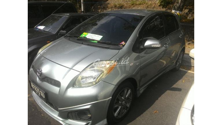 toyota yaris trd 2012 bekas launching grand new avanza jual mobil sleman 00cr245 garasi id kondisi mulus tinggal pakai preview 0