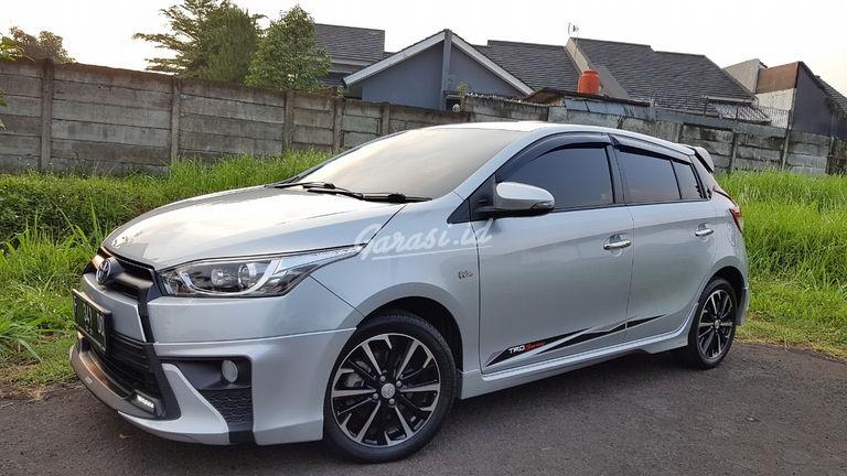 toyota yaris trd bekas harga dan spesifikasi all new kijang innova jual mobil 2016 sportivo kota bogor 00cj215 mulus terawat preview 0
