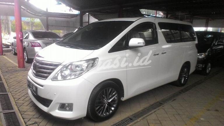 fitur all new alphard grand avanza veloz 1.5 putih jual mobil bekas 2014 toyota g jakarta selatan 00bj671 like mewah preview 0
