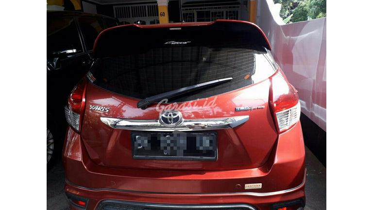 toyota yaris 2014 trd bekas no rangka grand new avanza jual mobil 2015 sportivo medan 00cg437 murah berkualitas preview 0