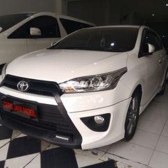 Toyota Yaris 2014 Trd Bekas Bodykit Grand New Veloz Jual Mobil 2015 Sportivo At Surabaya 00cx965 Barang Istimewa Dan Harga Menarik Mulus Pemakaian Pribadi