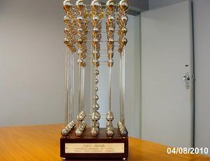Taça de Bolinhas (Foto: divulgação)