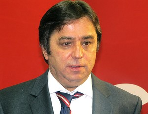 Arnaldo Tirone, candidato à presidência do Palmeiras