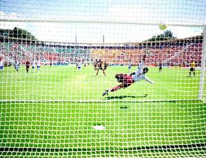 Negueba gol flamengo x bahia copa sp