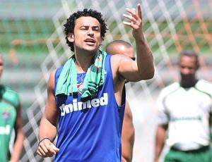 Fred Treino Fluminense (Foto: Photocamera)