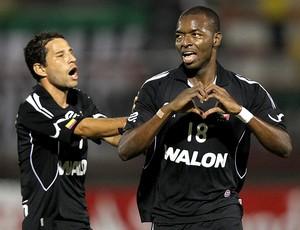 Renteria gol Once Caldas (Foto: EFE)