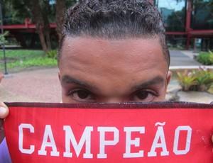 David Braz do Flamengo (Foto: Richard de Souza / Globoesporte.com)