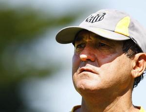 Muricy Ramalho, técnico do Santos (Foto: Flickr do Santos)