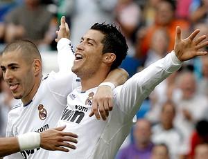 Cristiano Ronaldo gol Real Madrid (Foto: EFE)