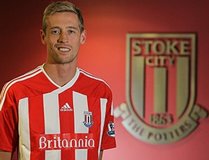 Stoke City crouch (Foto: Divulgação/ Site oficial)