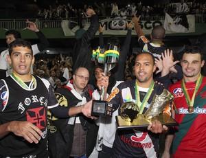 Vasco campeão da Copa do Brasil 2011 (Foto: Agência O Globo)