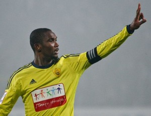 Samuel Eto'o Anzhi (Foto: Getty Images)