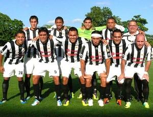 time de Zamora  (Foto: Reprodução / Facebook)