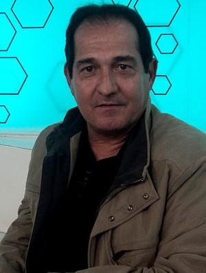 Muricy Ramalho bem amigos (Foto: TV Globo)