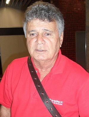 edu irmão zico (Foto: Fred Gomes/Globoesporte.com)