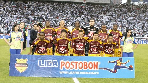 Equipe do Deportes Tolima