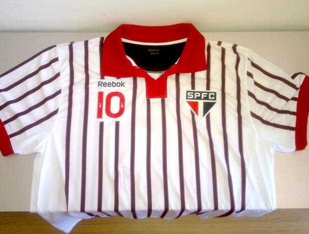 Nova Camisa do São Paulo