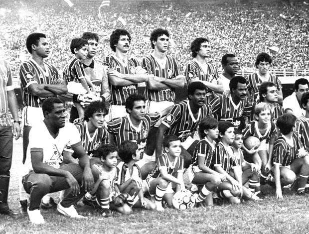 time posado fluminense campeão 1984 maracanã