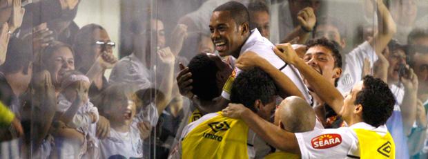 Três golaços e uma vaga na final (Gustavo Tilio /  Globoesporte.com)
