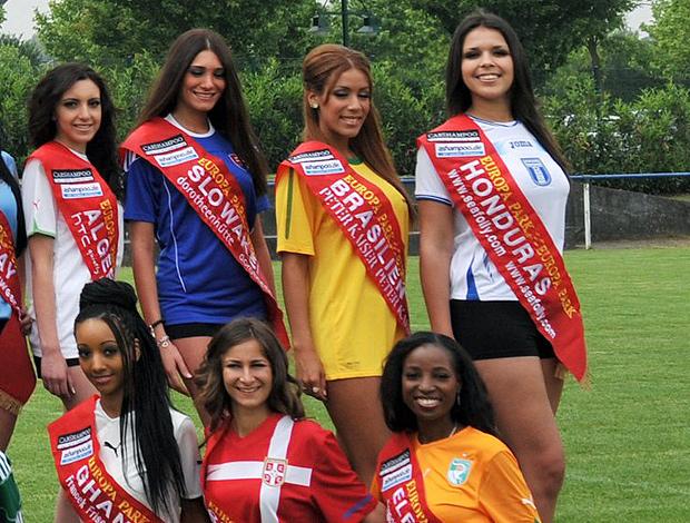 Miss Brasil no concruso Miss Copa do Mundo