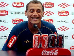 Alan Patrick, meia do Santos