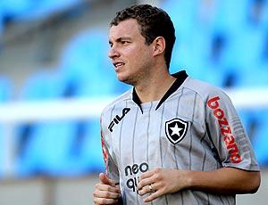 Marcelo Mattos treino Botafogo