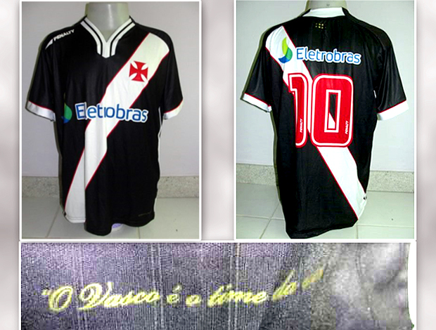 novo uniforme do vasco estilo anos 70