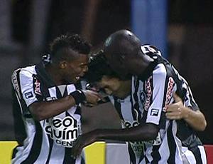 Maicosuel gol Botafogo