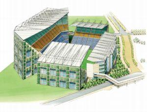 projeto estádio de osaka, copa de 2022