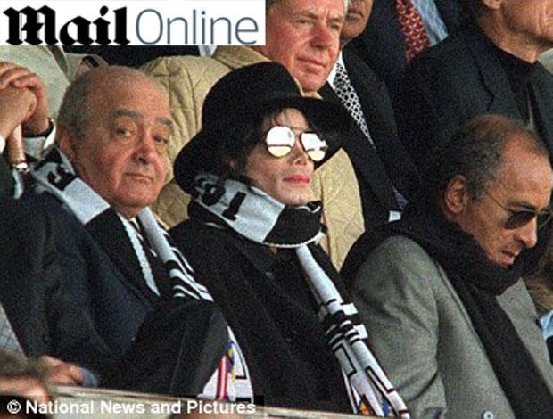 Michael Jackson  (Foto: Reprodução/Daily Mail)