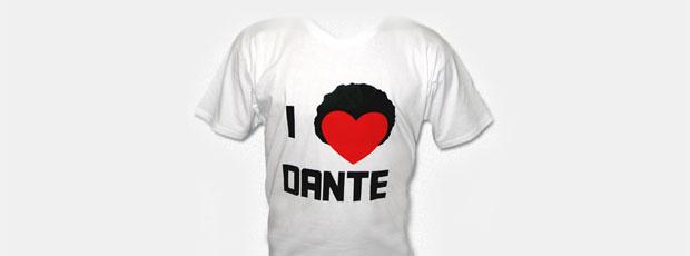 Dante camisa (Foto: Divulgação)