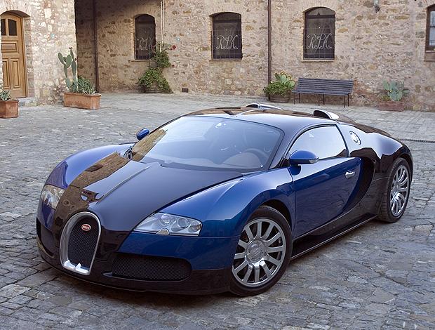 Bugatti Veyron (Foto: Divulgação)