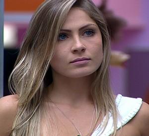 Renata é eliminada com 66% dos votos (BBB / TV Globo)