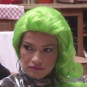 Após consenso, Fani é a nova Líder (BBB/TV Globo)
