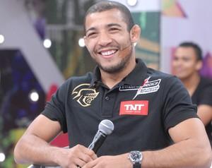 José Aldo (Foto: Zé Paulo Cardeal / TV Globo)